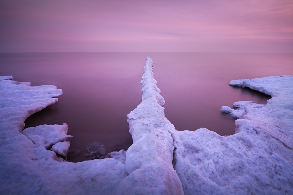 Divoké pobřeží Baltského moře budeme fotografovat během foto workshopu Tajemné baltské pobřeží