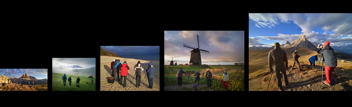 Fotky z foto workshopů a kurzů