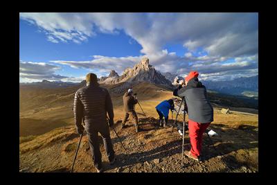 Individuální a skupinové fotografické workshopy a kurzy