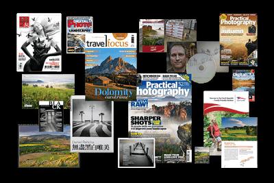 Ukázky licencované fotogrfie v redakčním a publikačním využití
